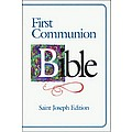 NAB Boys First Communion Bible - St. Josephs Edition