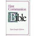 NAB Girls First Communion Bible - St. Josephs Edition