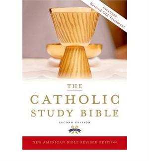 Catholic Study Bible - NABRE