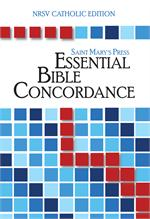 Essential Bible Concordance: NRSV
