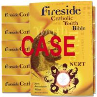 Fireside Catholic Youth Bible Laminated Softcover CaseDiscount