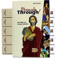 Breakthrough The Bible For Young Catholics Bulk Pricing