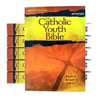 The Catholic Youth Bible - paperback Bulk