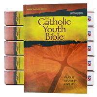 The Catholic Youth Bible Revised NRSV hardcover bulk