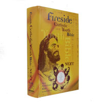 Fireside Catholic Youth Bible - Hardcover