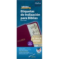 Catholic Bible Tabs, Spanish