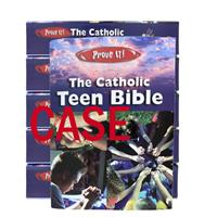 Prove It Teen Bible - Case Discount