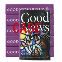Case of 24 Good News Bibles   Paperback