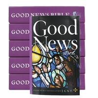 Good News Bible Paperback Bulk Discount