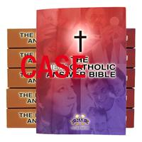 Case of 12 New Catholic Answer Bible NABRE