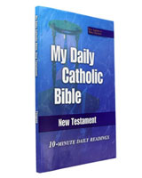 My Daily Catholic Bible - New Testament