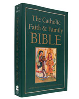 Catholic Faith and Family Bible - NRSV Paperback