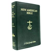 Giant Print Catholic Bible - NABRE 616/13GN