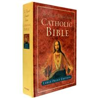 Large Print Bibles Catholic Bible Store