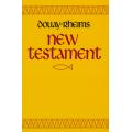 Douay-Rheims New Testament