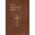 Imprinted - New American Bible - Brown