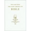 New American Bible - White