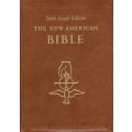 New American Bible - Large Print