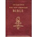 New American Bible - Burgundy