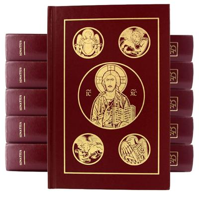 Ignatius Bible hardcover Qty of 6 or more