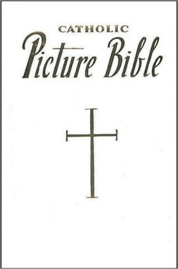 White Catholic Picture Bible