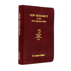 New Testament - Vest Pocket Edition - Leather