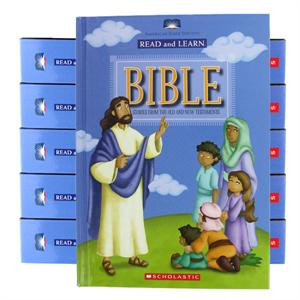 Read and Learn Children's Bible Bulk Discount