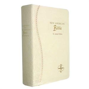 Wedding Gift Bible - White NAB