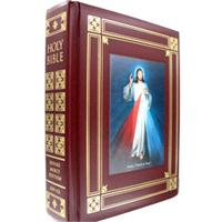 Catholic Family Bible - Divine Mercy Edition - 50693