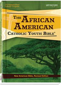 Hardcover African American Catholic Youth Bible