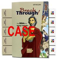 Breakthrough! The Bible For Young Catholics Case Pricing