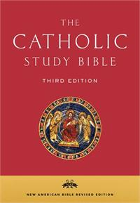 Third Edition, Leather Catholic Study Bible
