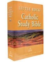 Little Rock Scripture Study Bible-NABRE