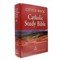 Little Rock Catholic Study Bible-NABRE (New American Bible Revised)