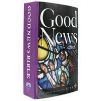 Good News Bible Paperback