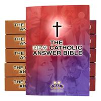 New Catholic Answer Bible NABRE BulkPricing