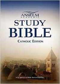 Anselm Academic Study Bible - Paperback NABRE