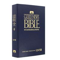 Good News Bible -Blue Paperback GNT