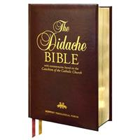 Hardcover Leather Bible